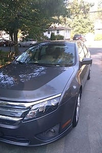 2012 Ford Fusion Rockville