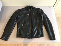 Lederjacke Top Zustand  Leather jacket super condition. Munich, 80809