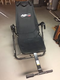 Ab Exercise Chair Woodstock, 21163
