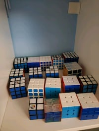 Puzzle Cube Collection