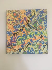 Gorgeous Canvas Panting 19x18 Fort Lee, 07024