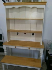 hutch with drawer and bench Jamesburg, 08831