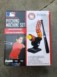 Youth pitching machine San Jose, 95123