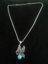 silver chain necklace with heart pendant Grand Junction, 81504