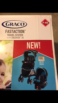 Graco fastaction stroller Livermore, 94550