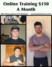 online personal training  Anchorage