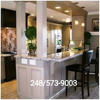 Complete Home Remodeling & Custom Painting Southfield