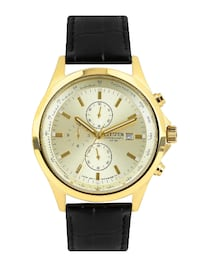 NEW Citizen Men's AN3512-03P Gold-Tone St.Steel Watch