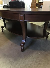 Oval coffee table  Surrey, V4N 3H1
