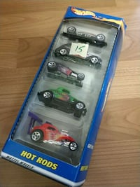 Hot Wheels Hot Rods Gift Pack