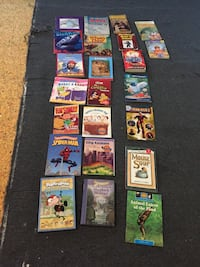 Assorted nintendo ds game cases Dearborn, 48126