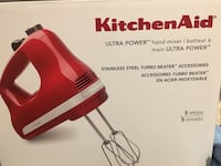 Brand New KitchenAid 5 Speed Mixer  Rockville, 20852