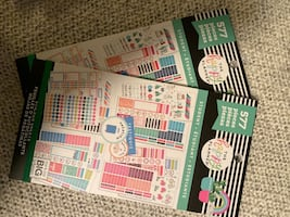 Happy Planner Sticker Books