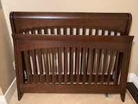 Baby's crib to double bed and dresser to match  Anmore, V3H