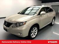 2011 Lexus RX 350 Base Houston