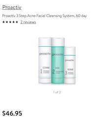 Proactive Acne treatment Hyattsville, 20784
