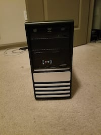 I5 6400 desktop computer with gtx 970