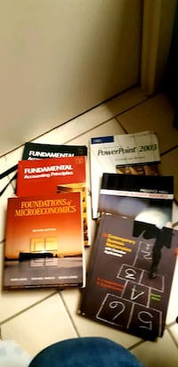 Accounting  and business  books St. Catharines, L2M 4G1