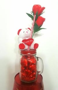 Love valentine jars for teachers or special ones