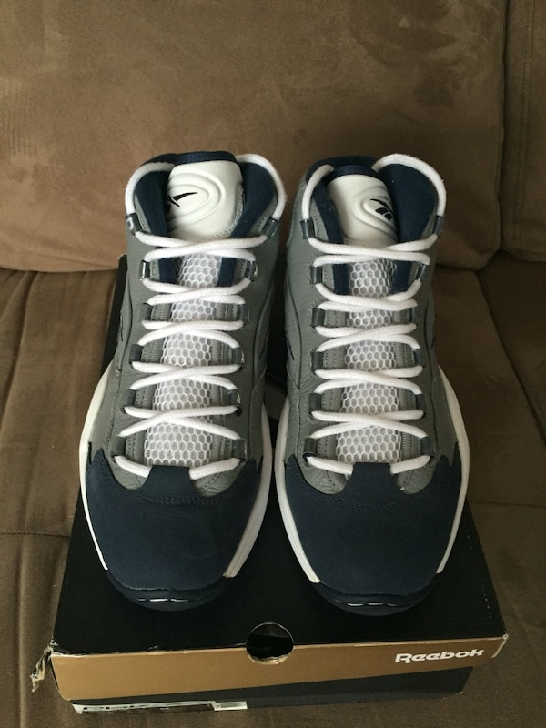 5509c9ee4a0 Used Reebok question mid