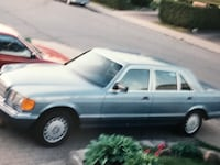 Mercedes - 300Sdl turbo - 1986 Elche