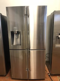 stainless steel french door refrigerator Perth Amboy, 08861