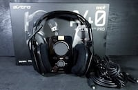 ASTRO A40 HEADSET, GREAT CONDITION  Georgetown, L7G