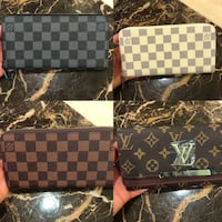 Wallets each one $50  Tampa, 33607