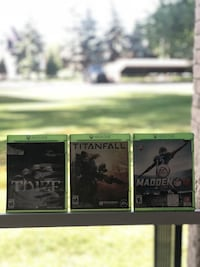 THREE FOR 10 Xbox One Games Livonia, 48152
