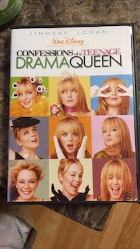 Confessions of a Teenage Drama Queen DVD Morgan Hill, 95037