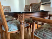Dining room table for 6 North Bergen, 07047
