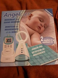 Angelcare movement and sound baby monitor Vaughan, L4L