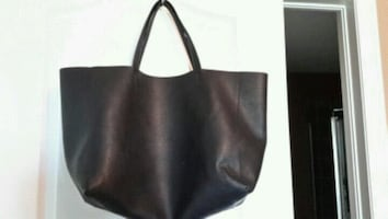 Black tote from indiglo .for 15.