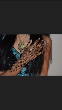 Bridal Henna Session Germantown, 20874