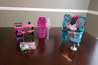 Monster High sets Bristow, 20136