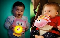 Baby Sooth and Glow Owl