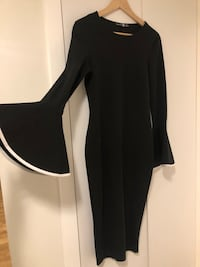 BooHoo cocktail dress black  Open to offers Toronto, M1N 1A4
