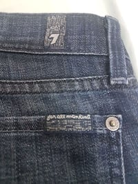 7 For All Mankind Jeans size 25 Edmonton