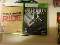 Lots of games for different game systems