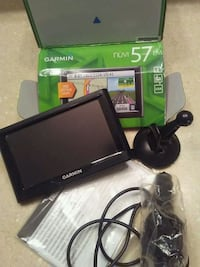 black and green Nintendo DS with box Hayden, 83835