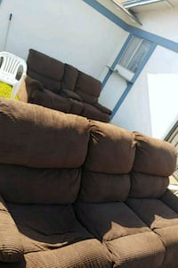 couches for free just pick up... Visalia, 93277