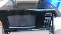 Black Rival microwave oven 700 watts