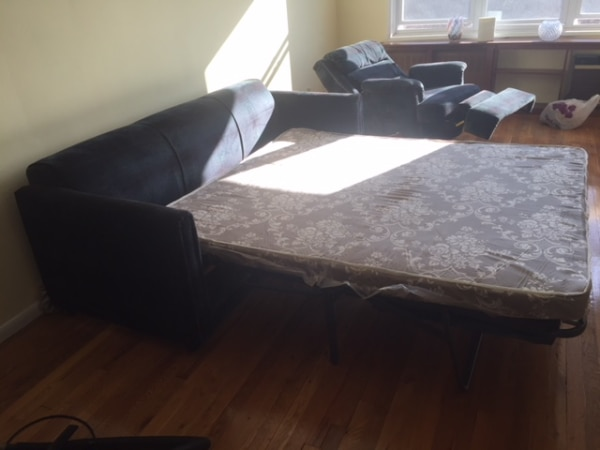 Sofa Bed & Reclining chair Yonkers