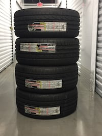 Bridgestone potenza new set of tires 245 45 18 Manassas, 20110