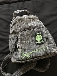 Black and green dime bags backpack Brea, 92821