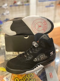 Brand new PSG 5s size 9 Silver Spring, 20902