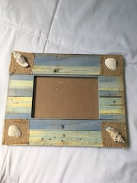 Beach Photo Frame