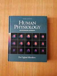 Human Physiology Hardcover  Guelph