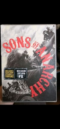 Sons of Anarchy S3 $10