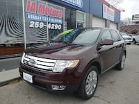 2009 FORD EDGE LIMITED *FR $499 DOWN GUARANTEED FINANCE AWD Des Moines